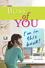 I'm in this book: The Boss of You