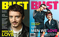 Bust Magazine, Apr-May 08 cover(s)